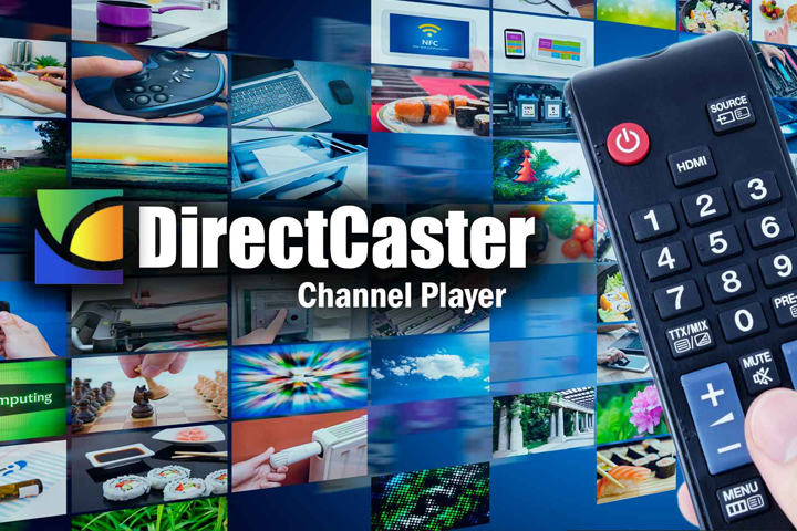 DirectCaster Looping Channel